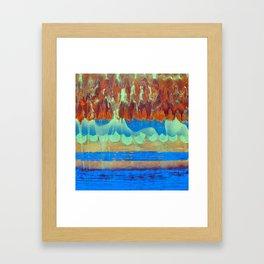 In Media Res Framed Art Print