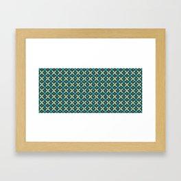Medicate, repeat Framed Art Print
