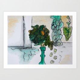 Watercolor VI Art Print