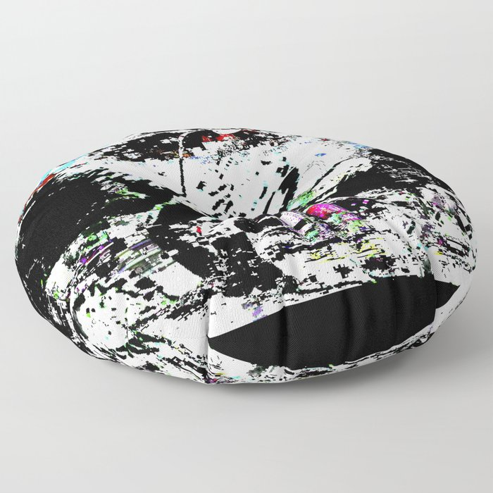 skate0107 Floor Pillow