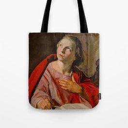 "Frans Hals ""Saint John the Evangelist"" Tote Bag"