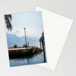 Lake Garda | Riva del Garda, Italy (Europe) | Colorful Travel Photography Stationery Cards