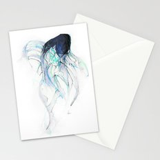 Ghost Fish Stationery Cards