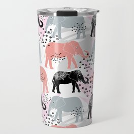 Elephants. Travel Mug