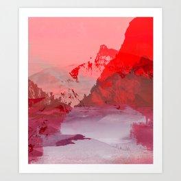 Untitled 20161113j Art Print