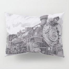 Durango and Silverton Steam Engine Pillow Sham