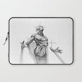 Wrought from Clay Laptop Sleeve