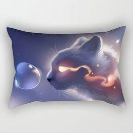 Dark Fuse Rectangular Pillow