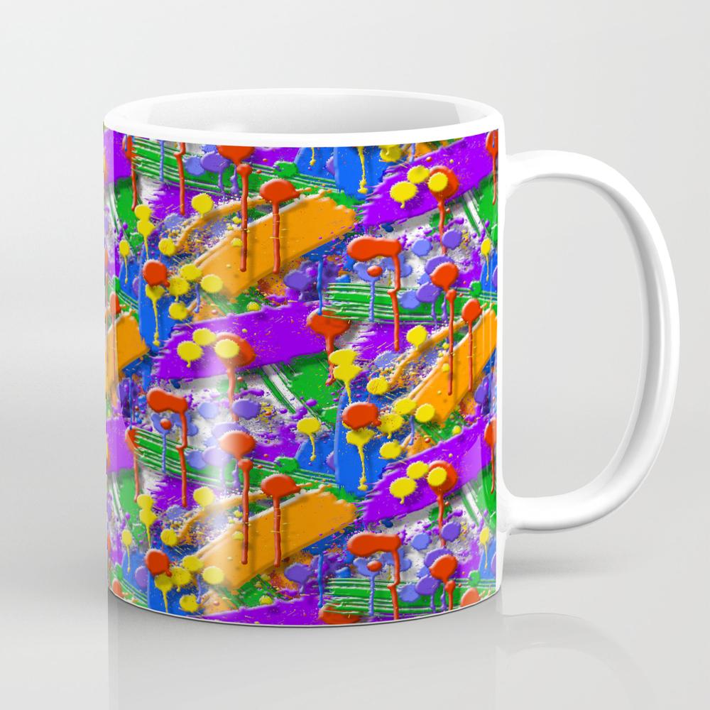 The Big O (drip Porn Pattern) Mug by Wayneedsonbryan MUG856007