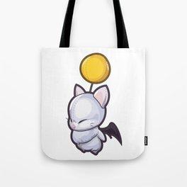 Wind-Up Moogle Minion Tote Bag