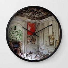 Urbex Wall Clock