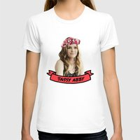 scandal T-shirts featuring Sassy Abby by itsbritt