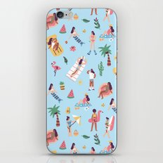 Colorful and Trendy Summer iPhone Skin