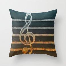 A Song of... Throw Pillow