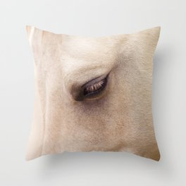 The Guardian of My Heart Throw Pillow