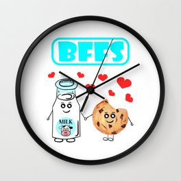 Looking for the perfect match and perfect combination? Here's the match made tee for you! Wall Clock
