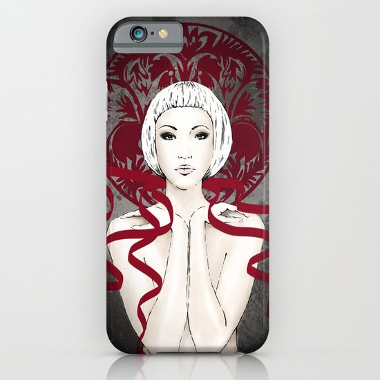 I GAVE YOU A  RIBBON iPhone & iPod Case