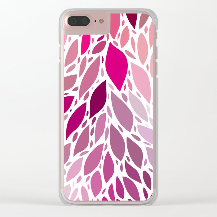 Colors Of The Wind No. 2 Clear iPhone Case