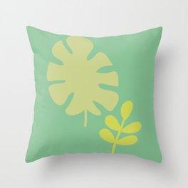 Botanical #2 Throw Pillow