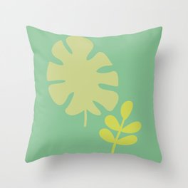 Botanical #2 Throw Pillow