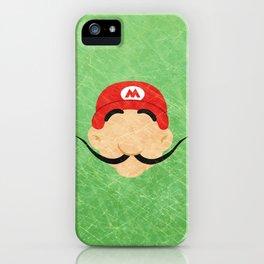 Grand Mustache iPhone Case
