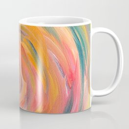 Swirl Abstract  Coffee Mug