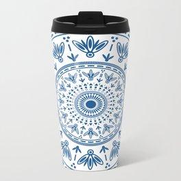 Persian folk Metal Travel Mug