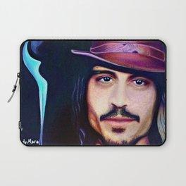 Johnny Depp Laptop Sleeve