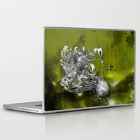 resident evil Laptop & iPad Skins featuring Resident by JoeyDrawing
