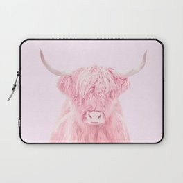 HIGHLAND COW Laptop Sleeve