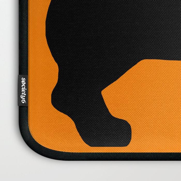 Halloweiner Dog Laptop Sleeve