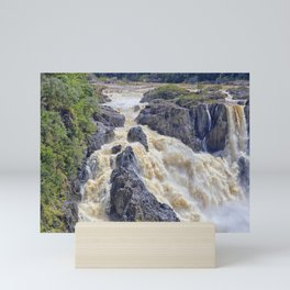 Powerful Barron Falls Mini Art Print