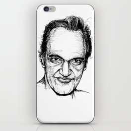 tarantino iPhone Skin