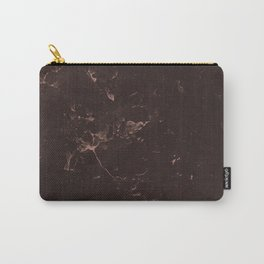 Concrete Marble Mix #2 #texture #decor #art #society6 Carry-All Pouch