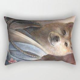 Yamaninu Keishiba Rectangular Pillow