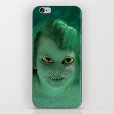 Young Jenny Greenteeth iPhone & iPod Skin