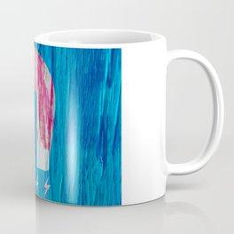 Pink Magnet Coffee Mug