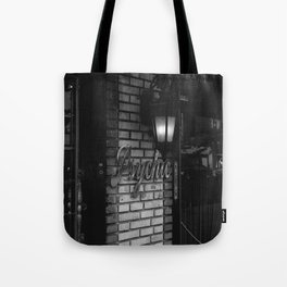 Greenwich Village Psychic Tote Bag