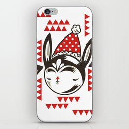 Red Remy iPhone Skin