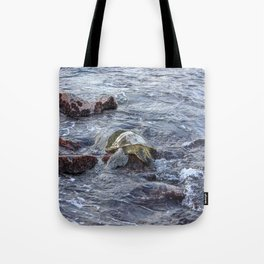turtlebutt Tote Bag