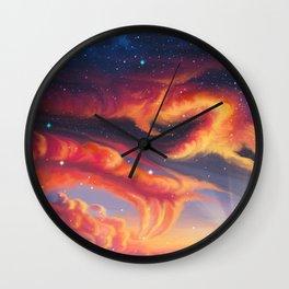 Eternal shining Wall Clock