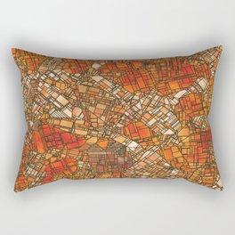 Fantasy City Maps 3 Rectangular Pillow