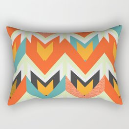 Shapes of joy Rectangular Pillow