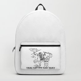 Hanuman Sak Yant Thai Backpack