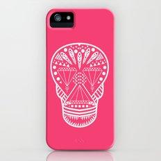 Demons / Angels - S k u l l  iPhone (5, 5s) Slim Case