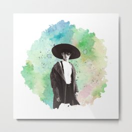 Choi Minho Metal Print
