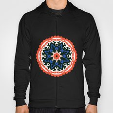 Bold and bright beauty of suzani patterns ver.6 Hoody