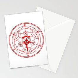 Alchemy Stationery Cards