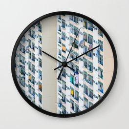 Public Housing Wall Clock