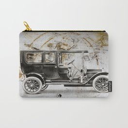 1910 Buick Limousine Carry-All Pouch